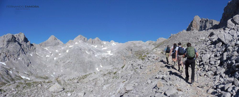 Guías de Montaña en Cantabria