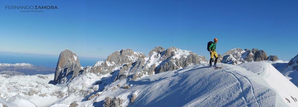 Guías de Montaña en Picos de Europa