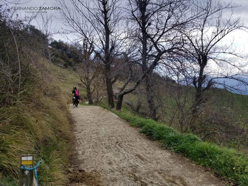 Ruta circular Brez Canal Arredondas